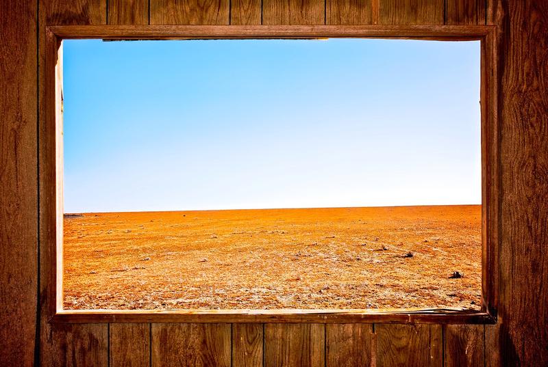 Desert Vista – Cinco, California – 2009