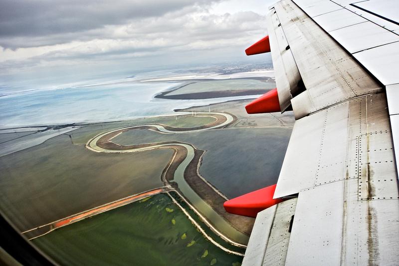 Landing – BUR to SJC (Burbank to San Jose) – 2014
