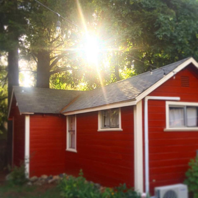 Miner's Camp Cabin – Foresthill, California – 2016