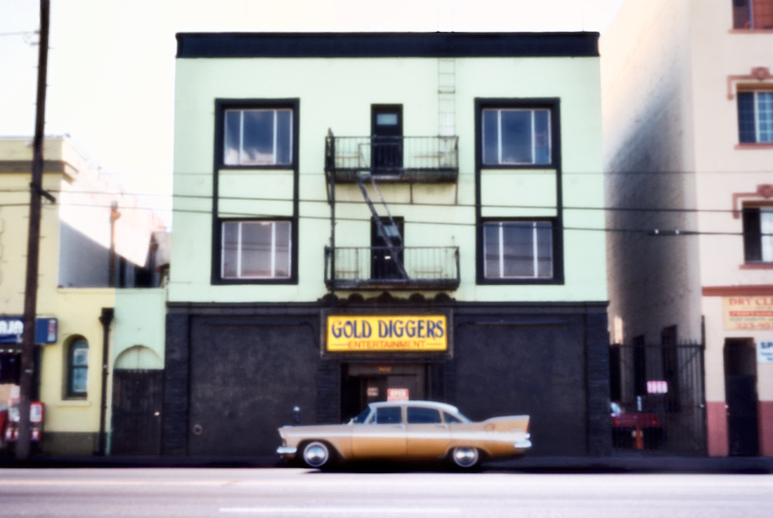 Gold Diggers – Hollywood, California – 2011