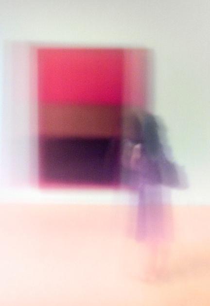 Contemplating Rothko – Los Angeles, California – 2011
