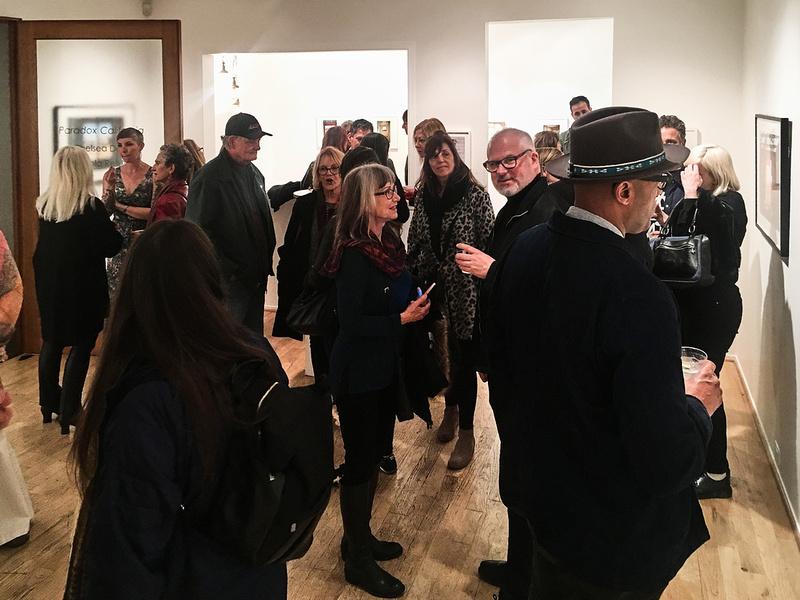 "Launch LA – ""Paradox California"" – Osceola Refetoff & Chelsea Dean – Los Angeles, California – 2019"