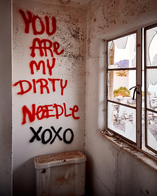 You Are My Dirty Needle – Amboy, California – 2021