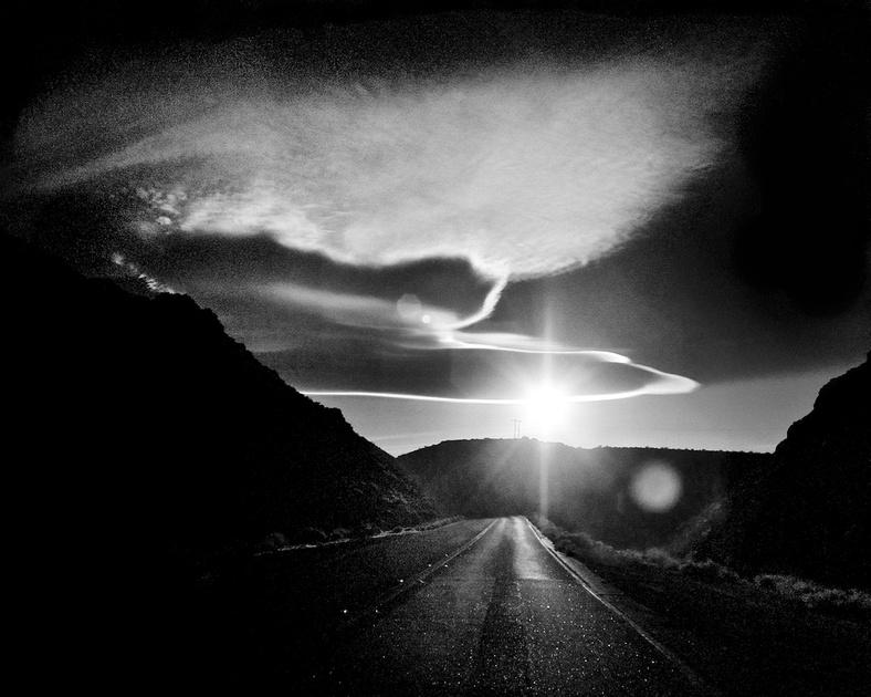 Leaving Trona – Poison Canyon, California – 2011