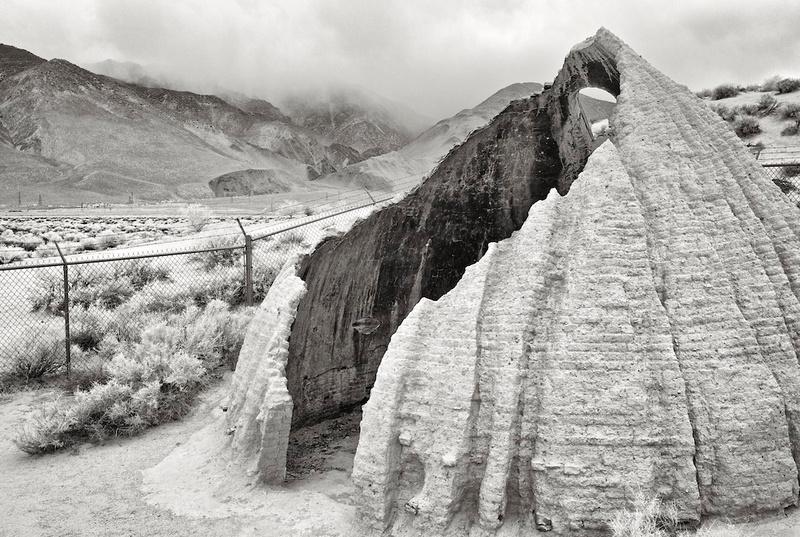 Cottonwood Charcoal Kilns - Owens Lake, CA - 2013
