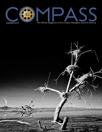 Compass Magazine - Osceola Refetoff: The Authentic Character of Things as They Are