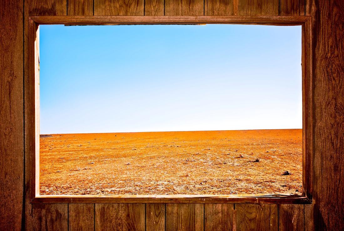 Desert Vista - Cinco, CA - 2009