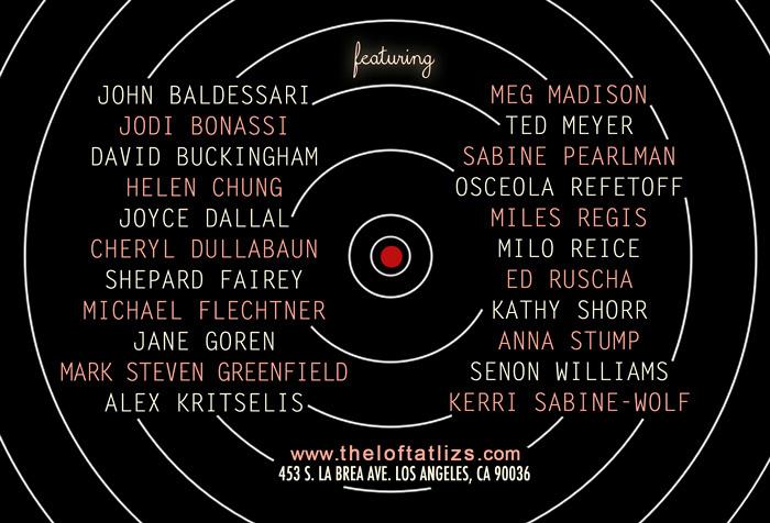 Guns: An Exhibition - The Loft at Liz's - Los Angeles, CA - Sept-Nov 2016