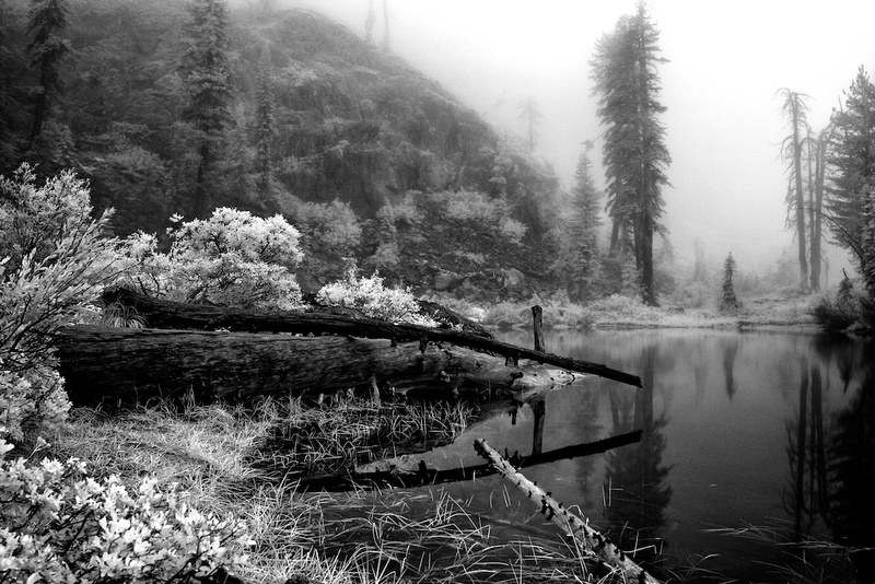 'Mt Shasta View' - Heart Lake, Shasta-Trinity National Forest, CA - 2011