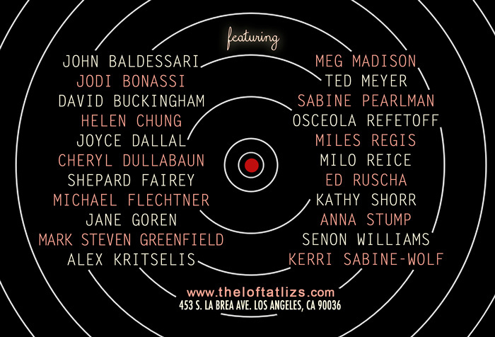 Guns: An Exhibition - The Loft at Liz's - Los Angeles, CA - Sept-Nov 2016
